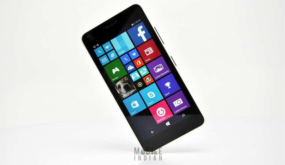 Android on lumia 640