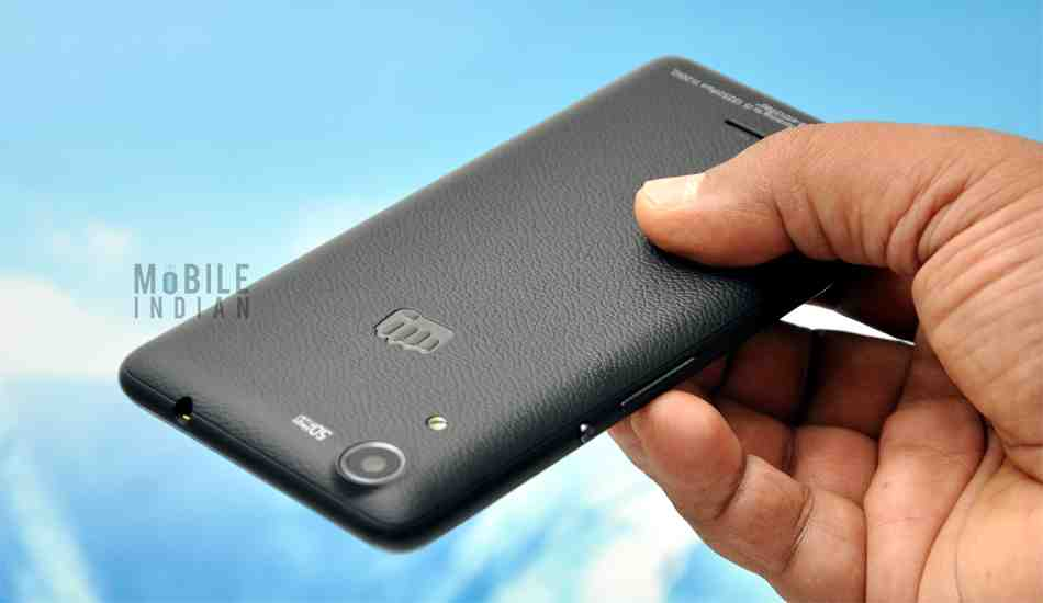 Micromax Canvas Selfie 2 Q340 review – It's not the camera phone I