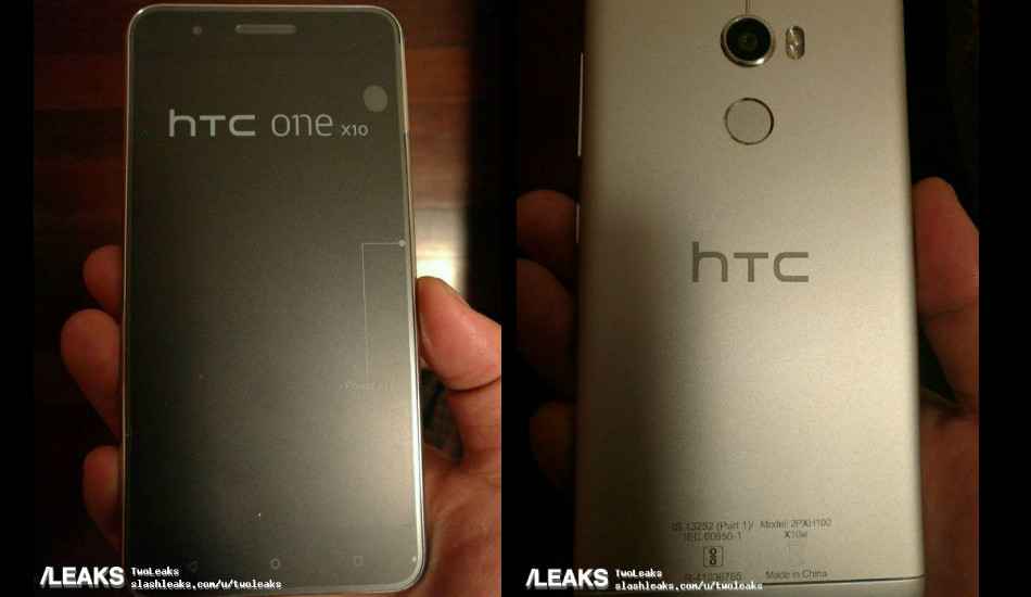 Leaked HTC One X10 Images and More Rumors