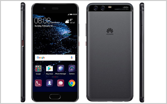 MWC 2017: Huawei P10 has smarter selfie and rear cameras
