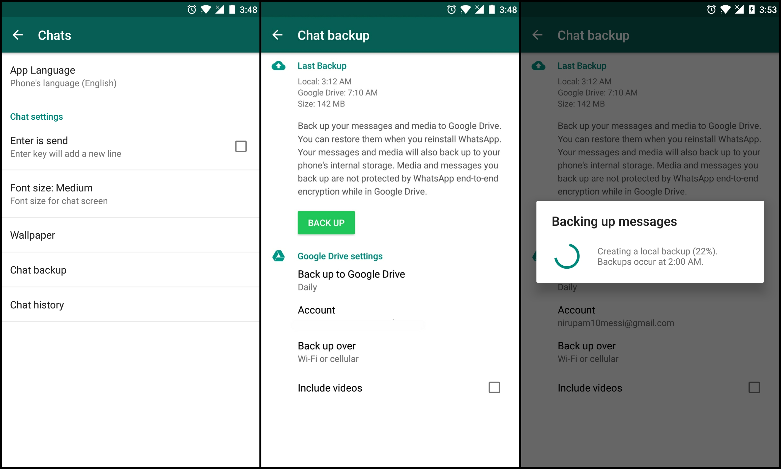WhatsApp Text Statuses are Back in Beta v2.17.93