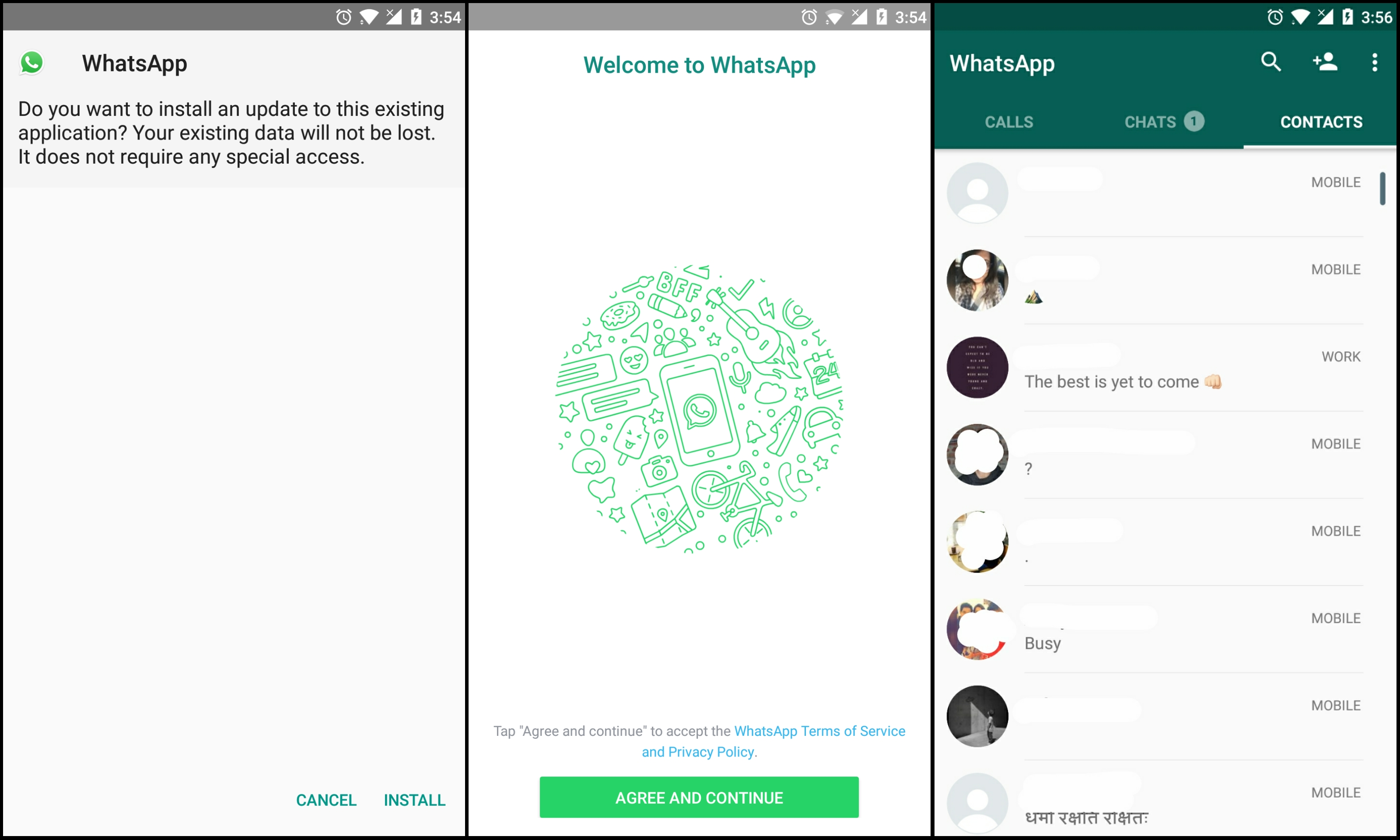 Whatsapp is bringing back text statuses after receiving flak from users