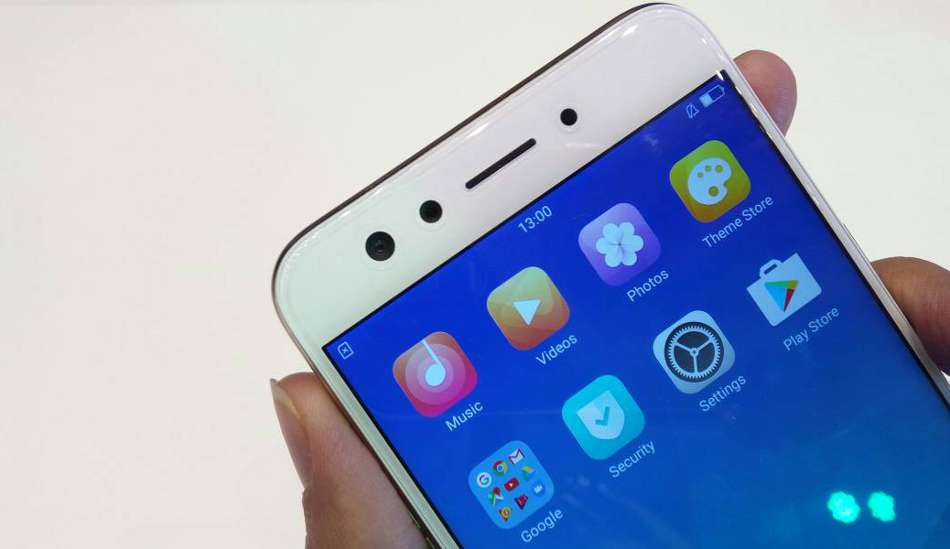 Oppo F3 First Impressions: Dual Selfie camera seems to be