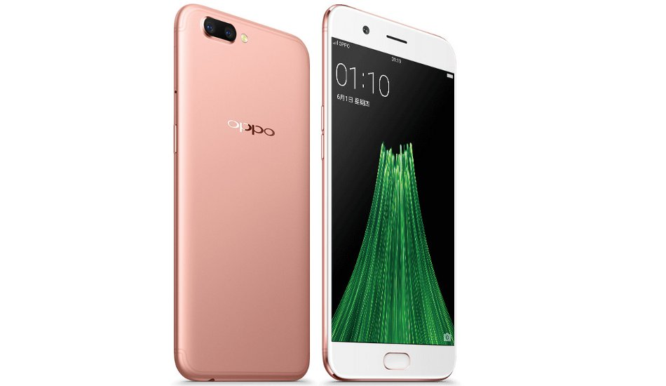 Oppo R11 Guerlain arrives in China