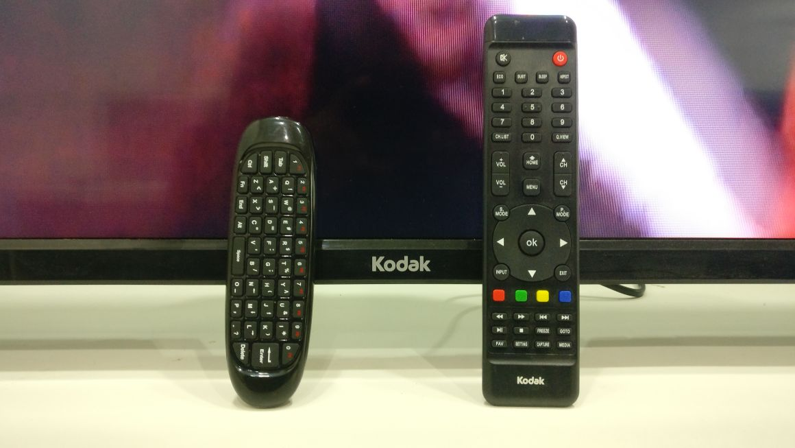 Kodak 50-inch Smart LED TV
