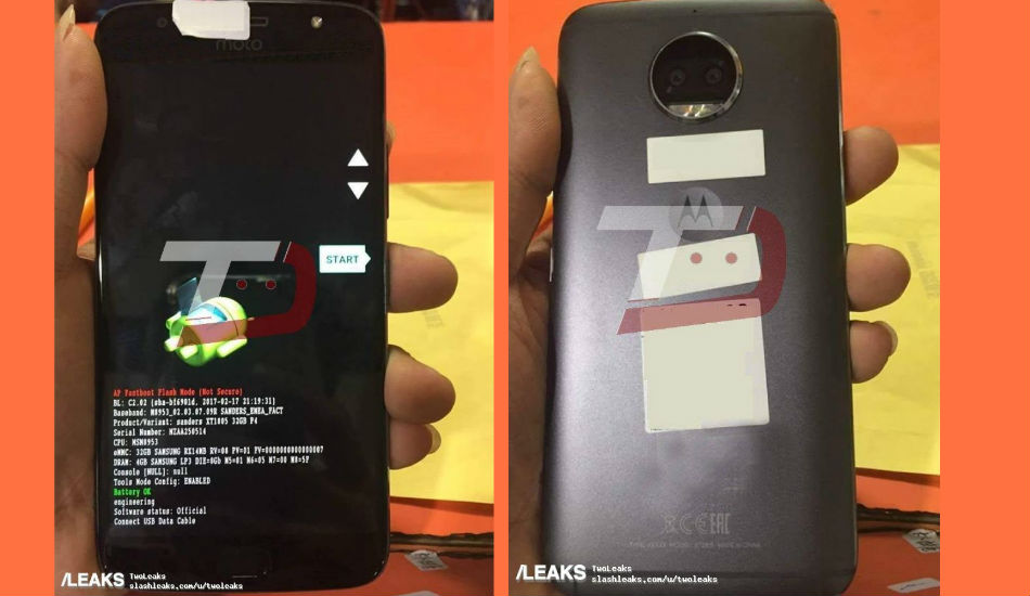 Moto G5S Plus Got Leaked With Latest Features and Improvements
