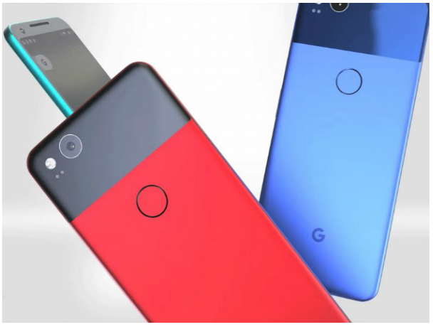 New Google Pixel 2 XL Fan Concept Is Based on Leaked Render