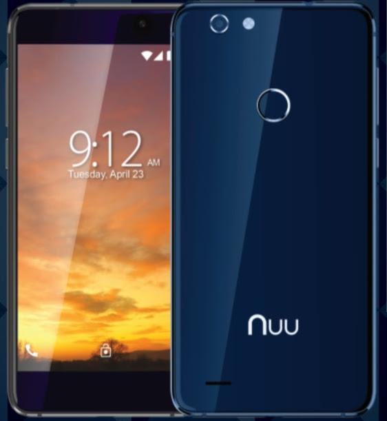 Nuu Mobile Q626