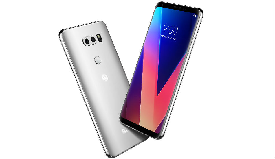 LG V30 Hands-On Video Reveals Premium Specs