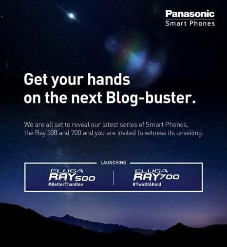 Panasonic unveiled Panasonic Eluga 700 in India - Specs and Price