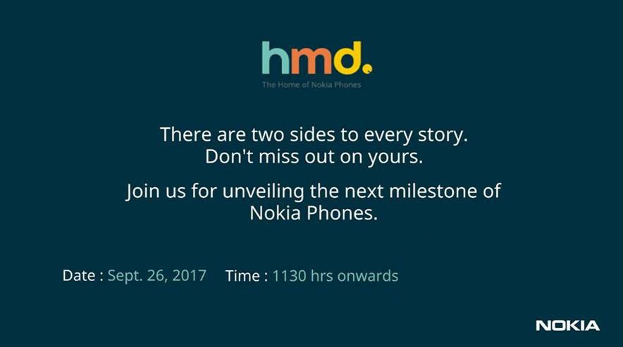 Nokia 8 India Launch Set for September 26, Sports Snapdragon 835 SoC