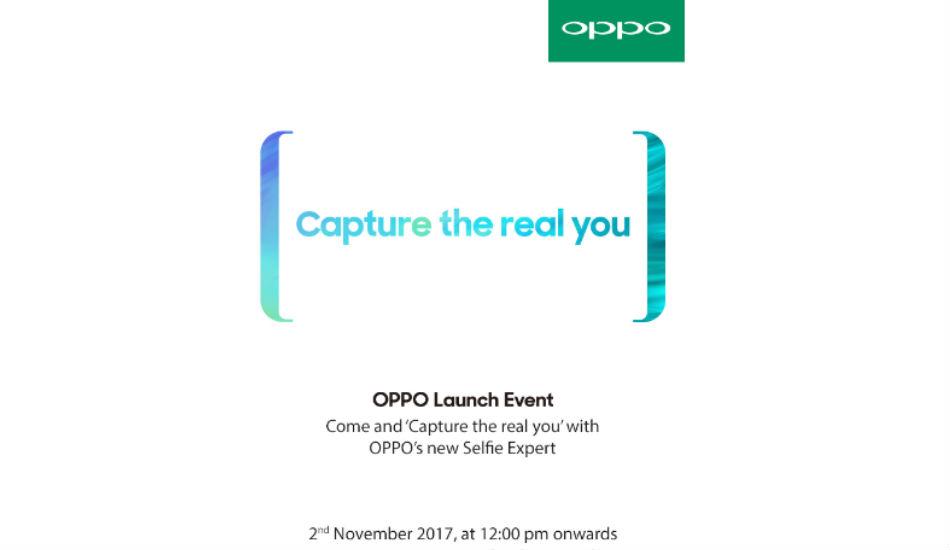 Oppo F5 invite