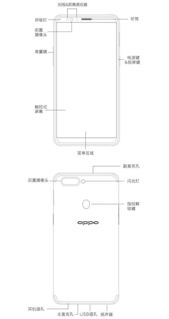 Oppo R11S, R11S Plus