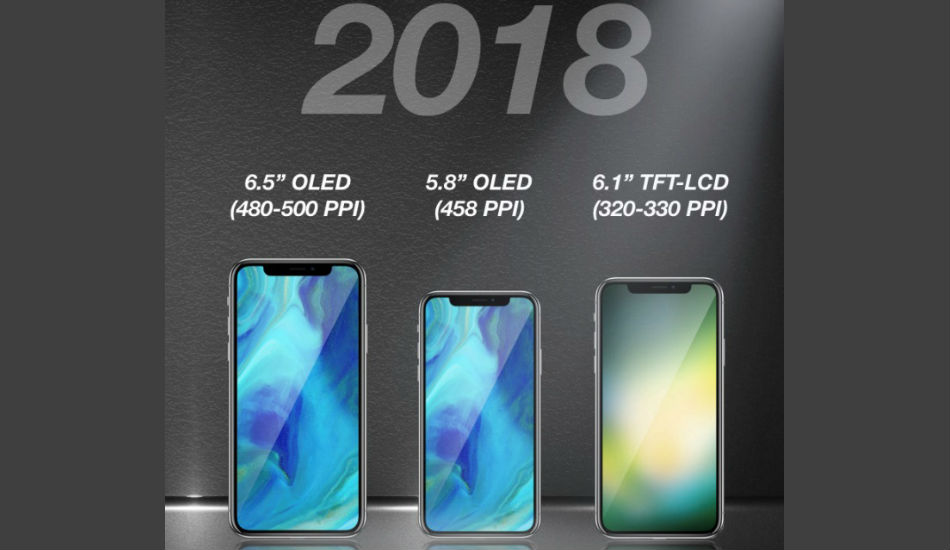 Apple iPhone 2018 models