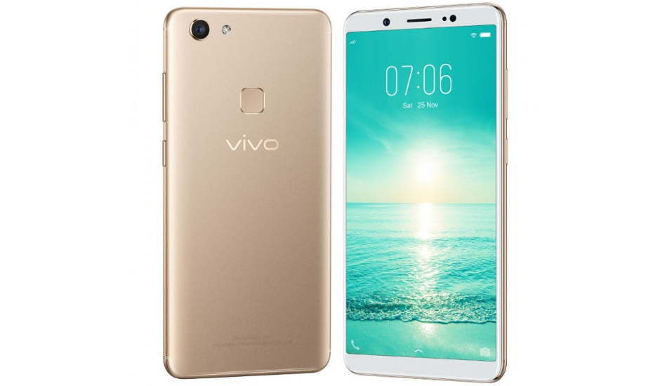 Vivo V7 Launching in India Today