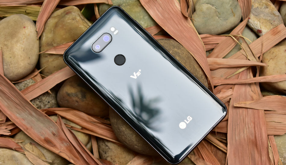 LG V30+ With Snapdragon 835 And FullVison Display Launched In India