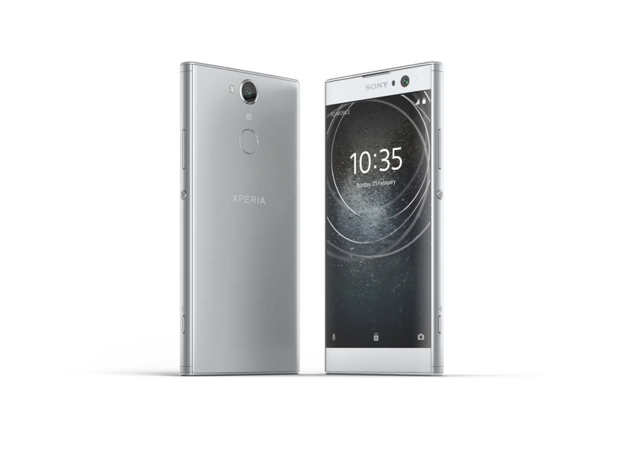 Sony Xperia XA2, XA2 Ultra and Xperia L2 announced at CES 2018