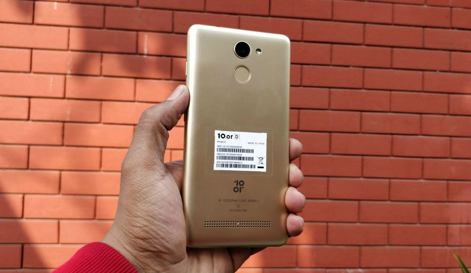 10 or D Review: A Stock Android alternative of Xiaomi Redmi 5A?