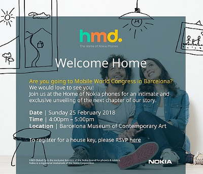 Nokia expected to have a big bash at MWC 2018