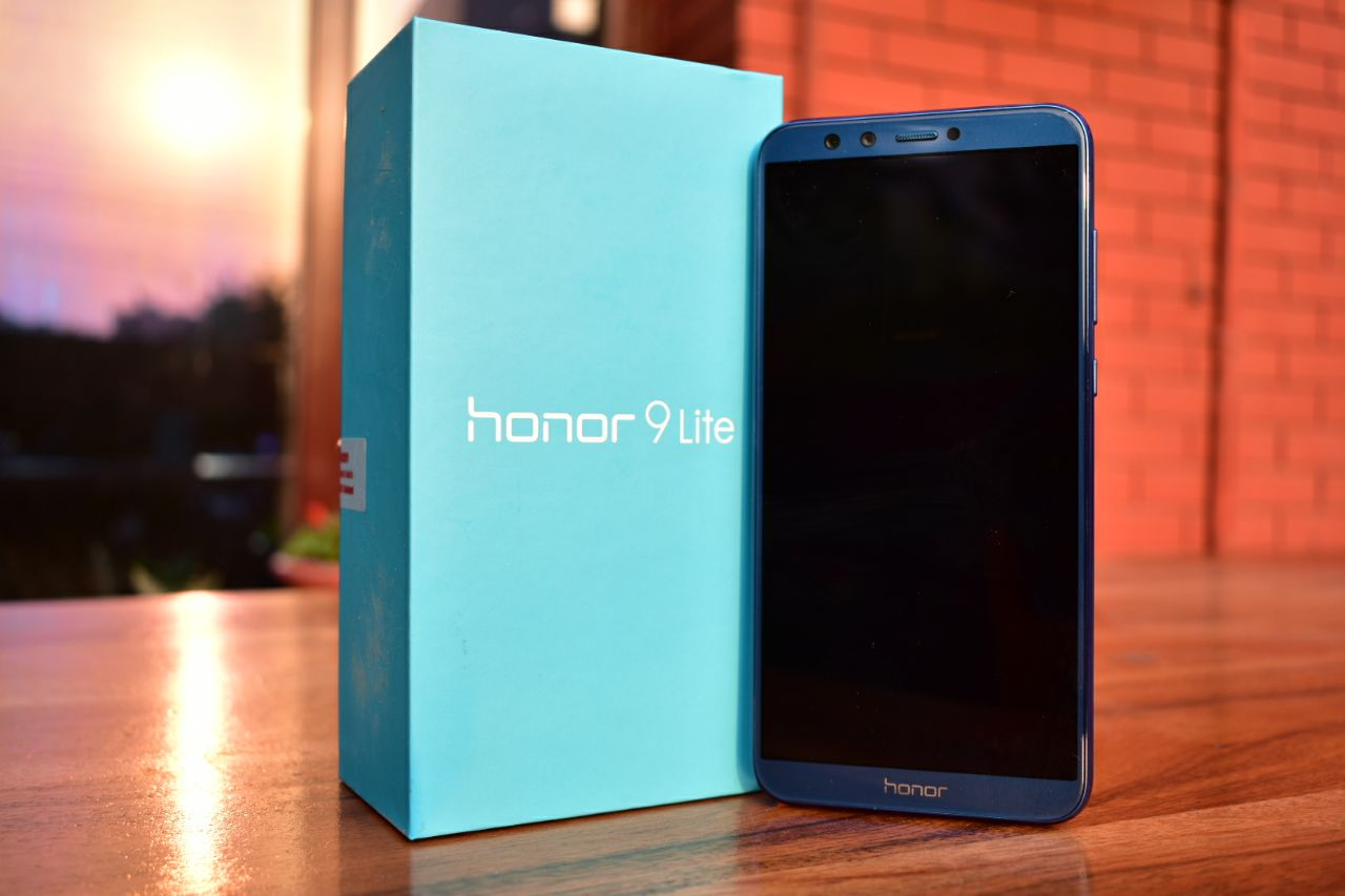 Honor 9 Lite debuts with Android 8.0, quad cameras and FullView display