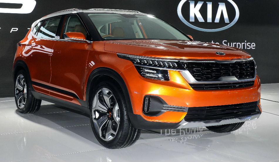 Kia Motors SP Concept