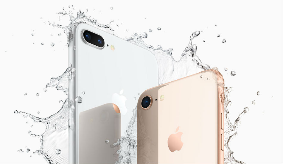 Apple iPhone 8 and iPhone 8 Plus