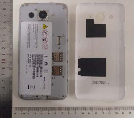 Huawei Y5 Lite (2018) Android Go smartphone spotted at FCC