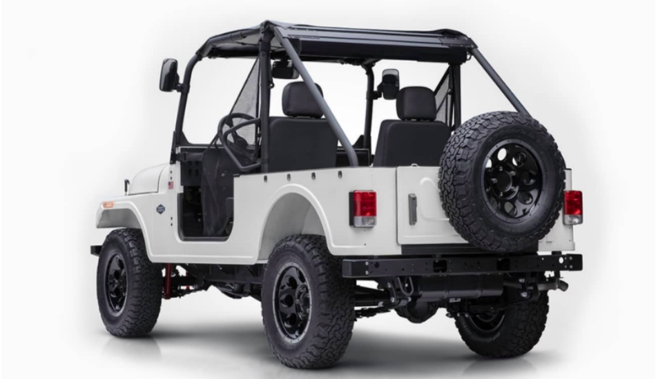 mahindra roxor suv price specification features  pictures  mobile indian