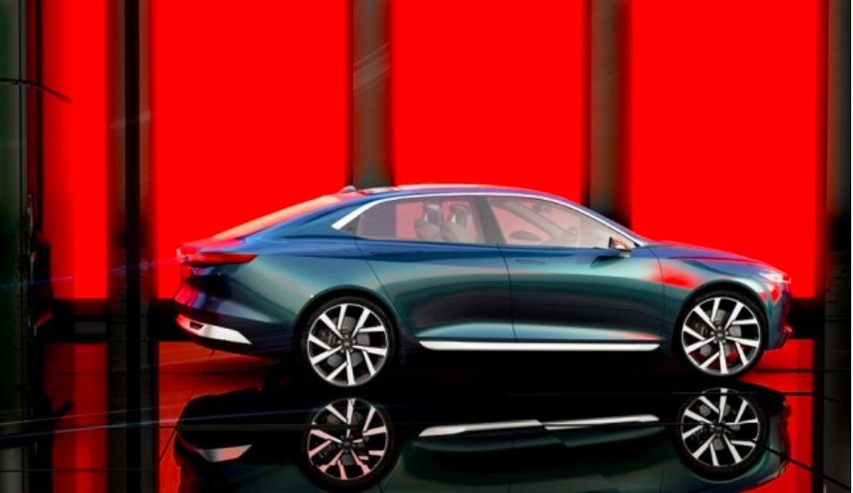 Geneva Motor Show 2018 Tata Motors Unveils E Vision Concept Sedan