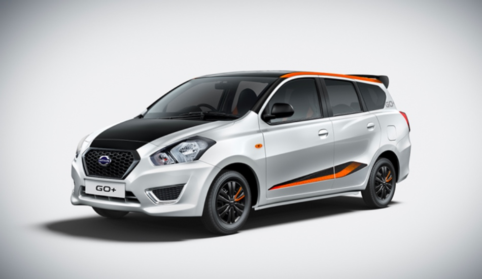 Datsun Go, Go+ Remix limited editions launched