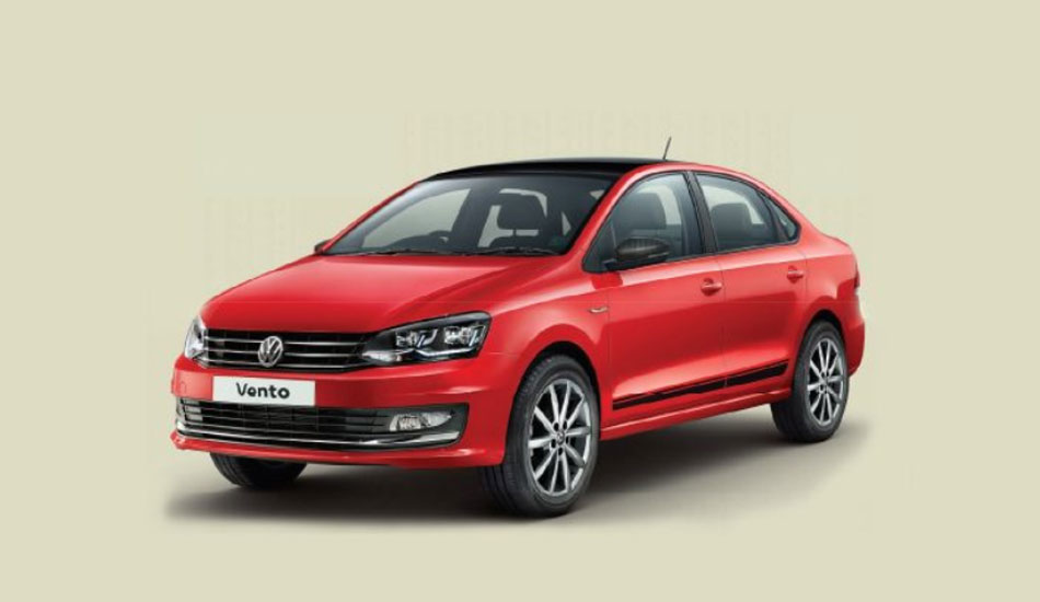 Volkswagen Vento Sport, Polo Pace limited editions launched