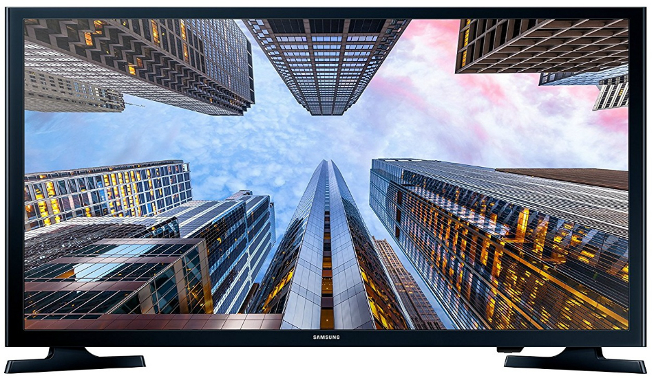 The difference between this and Samsung 32J4003 is that this TV has a 100 Hz refresh rate panel ensuring less blur. It is HD Ready TV with a 1366x768 ...