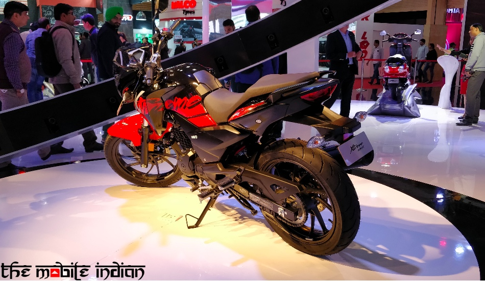 Hero Xtreme 200r Launched In Turkey The Mobile Indian