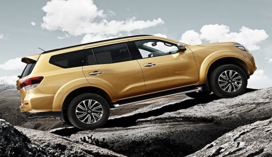 Nissan Terra To Launch On April 12