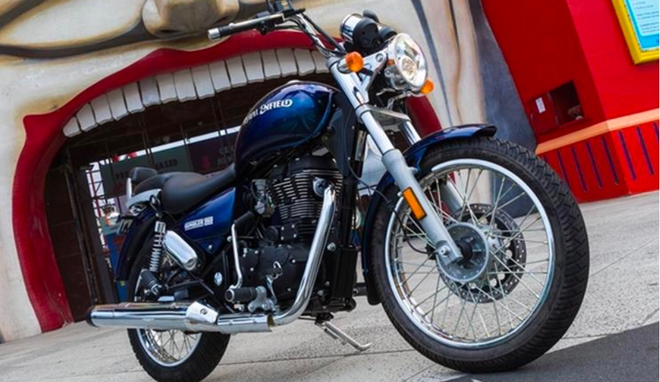 Royal Enfield Thunderbird 350 Launched In Australia As