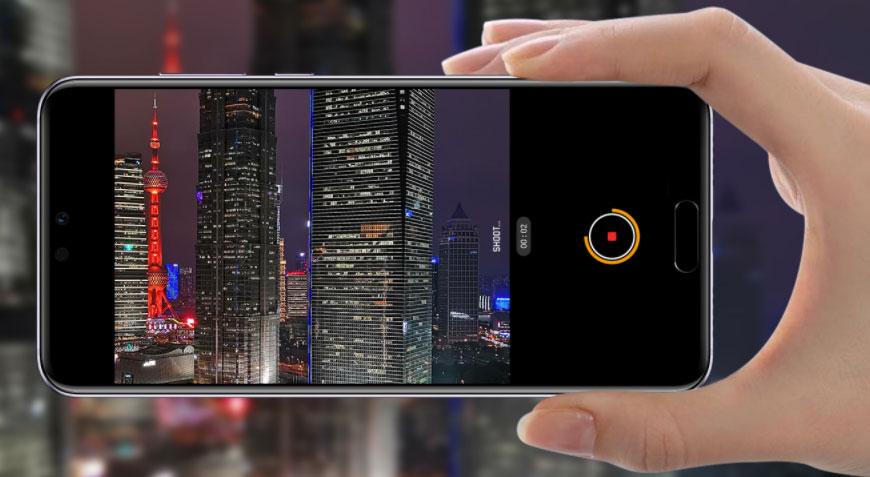 Huawei unveils Huawei P20, P20 Pro