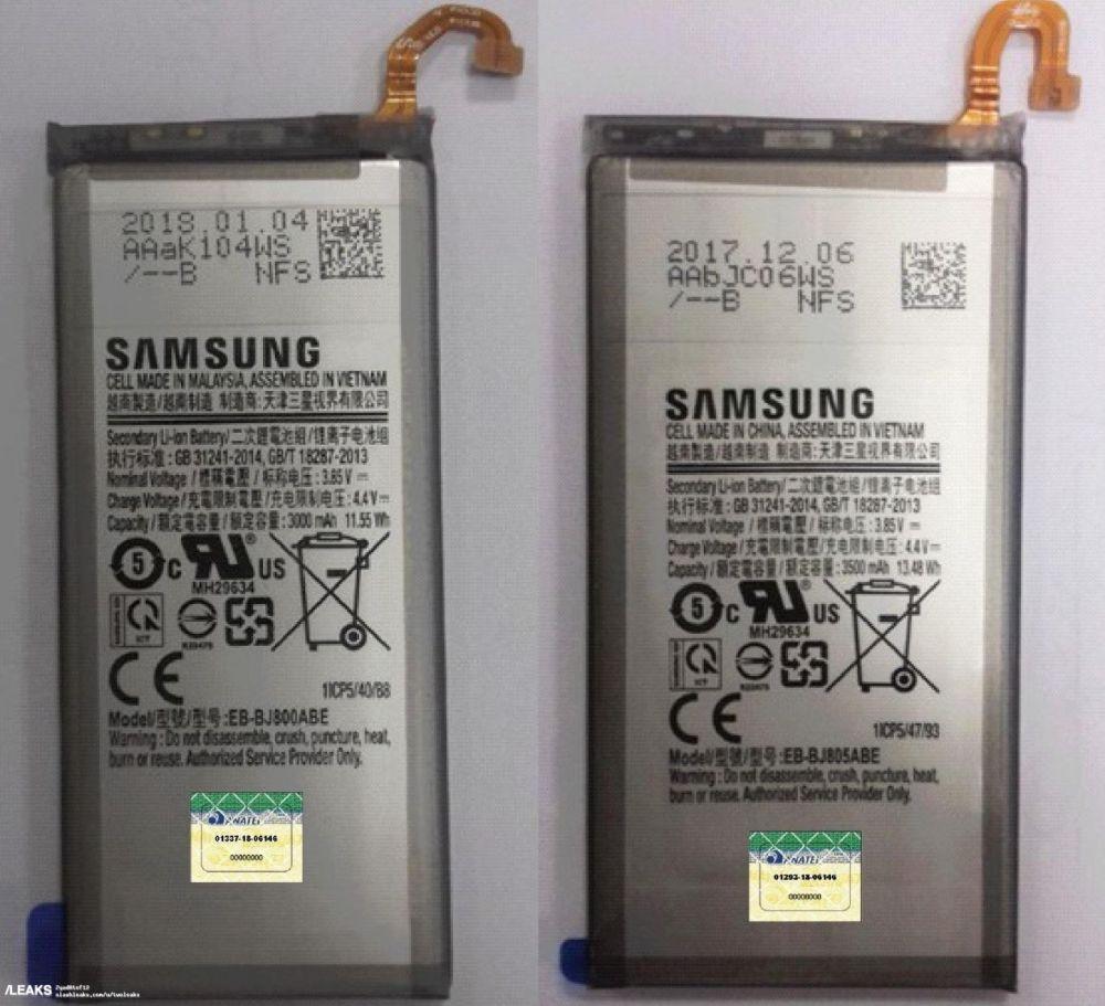 Samsung Galaxy J8 & J8 Plus (2018)