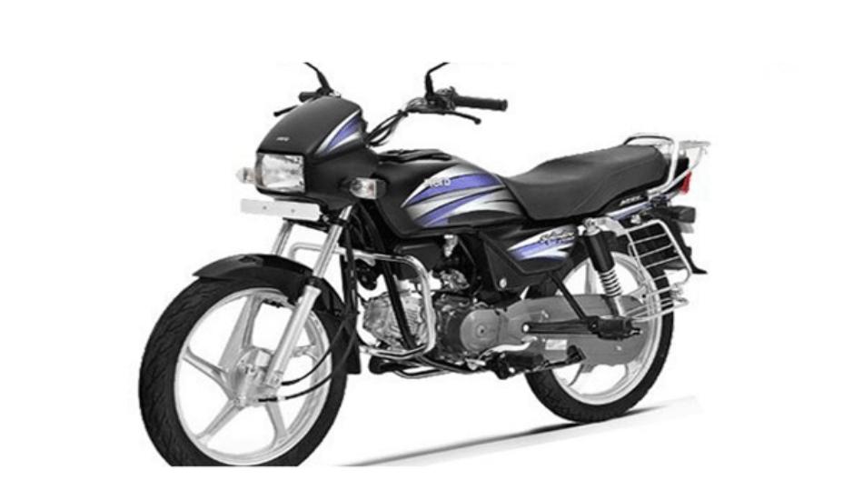 Top 5 100cc Bikes in India