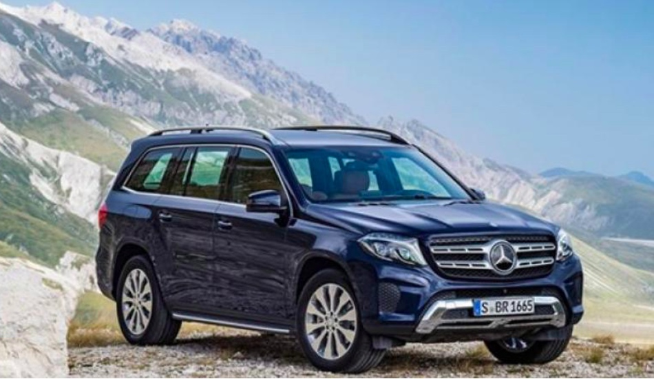 Mercedes benz gls grand edition launched in india at rs 86 for Mercedes benz gls 350d price in india