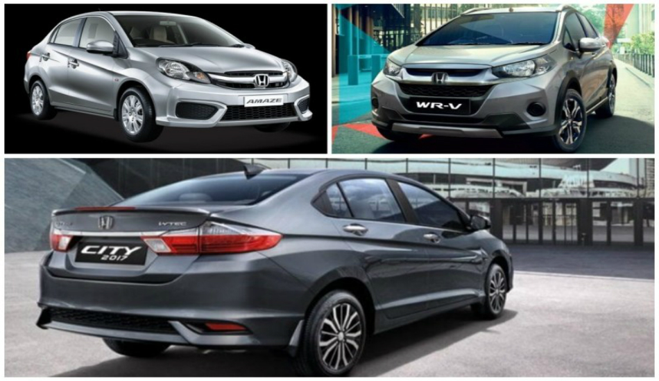 On The Other Hand Cars Such As WR V And Amaze Have Been Hondas Best Selling After Honda City This Is Reason Company Will Focus