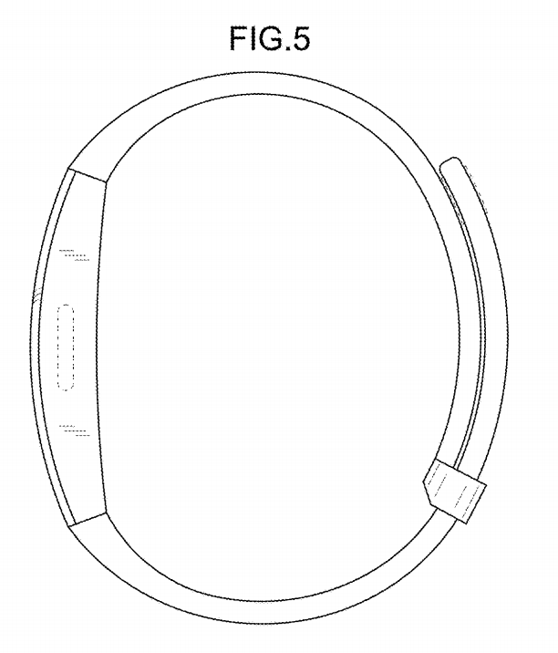 Samsung Curved Wearable