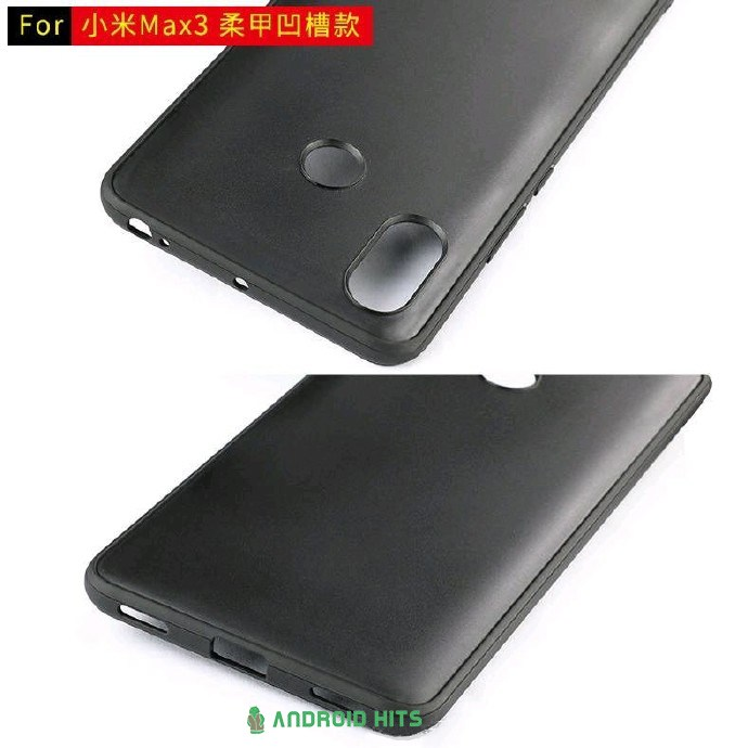 Xiaomi Mi 7 front and back pictured
