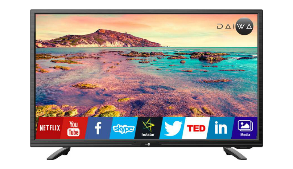Daiwa D32C4S 32 Inch Smart LED TV