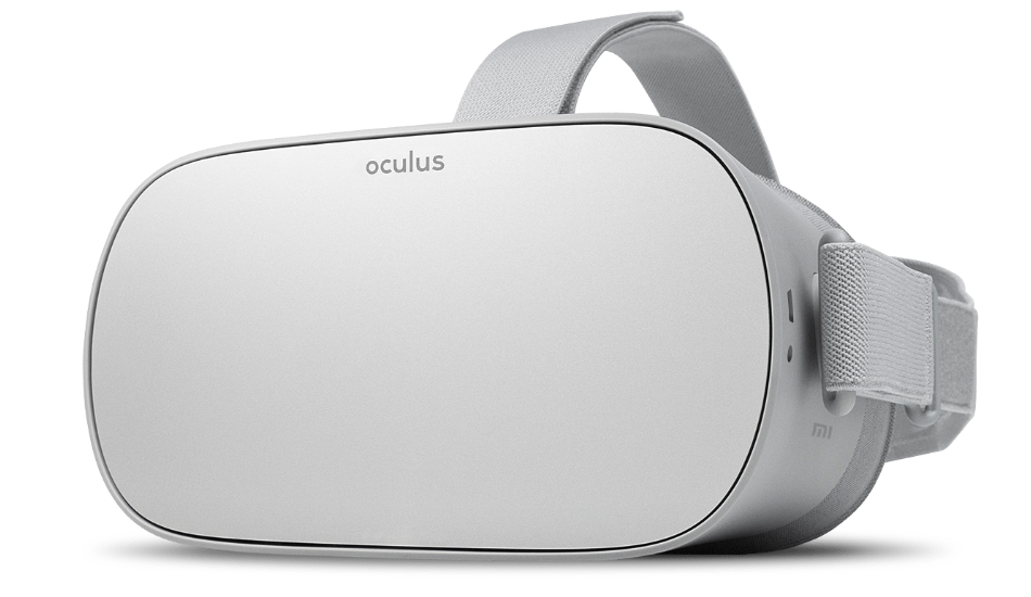 Oculus Go is hitting store shelves today for $200