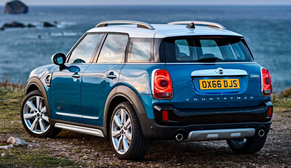 2nd-gen Mini Countryman launched at Rs. 34.90 lakh