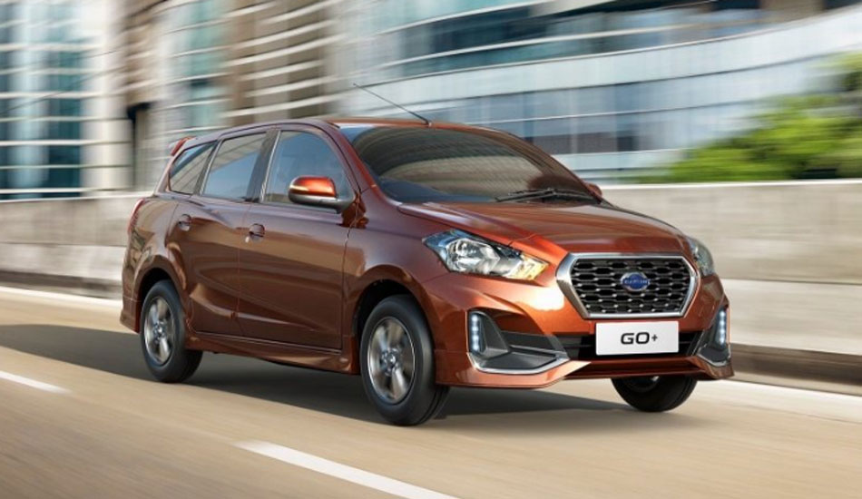 2018 Datsun Go, Go+ revealed. Here's all about the new cars
