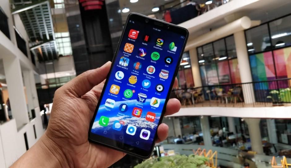 Pubg Mobile Hd Graphics Redmi Note 5 Pro: Oppo Realme 1 Vs Xiaomi Redmi Note 5 Pro