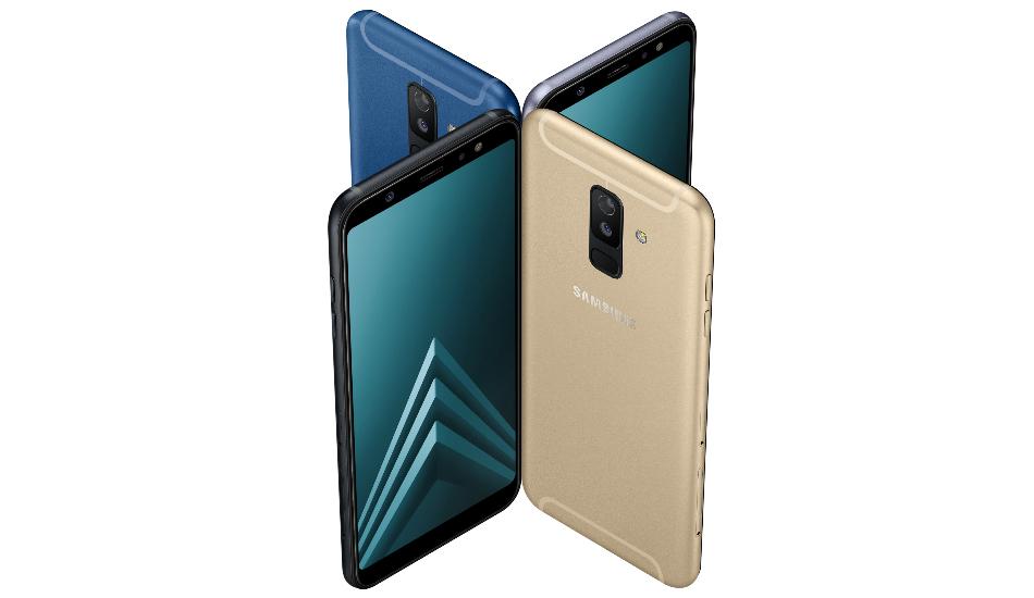 Samsung Galaxy A6, Galaxy A6+