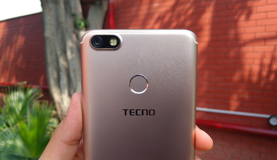 Tecno Camon iClick First Impression