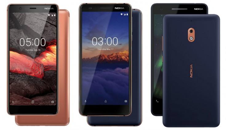 HMD Nokia smartphones